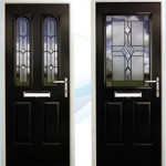 composite doors in Willaston