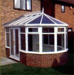 conservatories in Moreton
