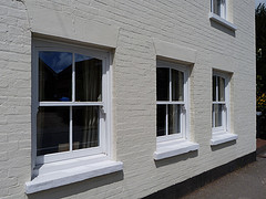 Double Glazed Sash Windows In West Kirby