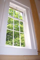double glazed sash window West Kirby