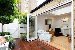 Bi-Fold Doors In New Brighton