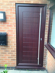 Composite Doors in New Ferry