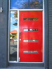 Composite Doors in Barnston