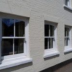 Double Glazed Sash Window in Gayton