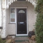 Composite Front Doors in Caldy