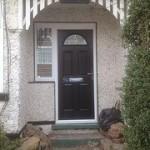 Composite Front Doors in Caldy