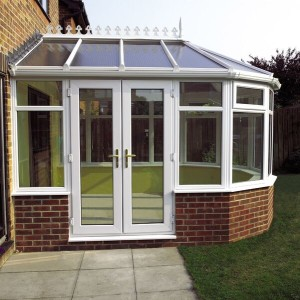 White-Conservatory