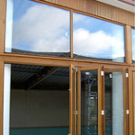 bi-fold doors in Willaston